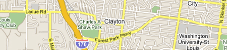 CJ Muggs Map of Clayton